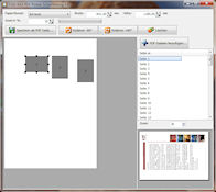 Screenshot von PDF Plotter Schachtelung 2.0.